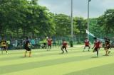Chung kết giải bóng đá nam - nữ công nhân lao động 2017