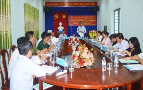 Bắc Tân Uyên đã nghiêm túc, chủ động trong việc thực hiện Chỉ thị 05-CT/TW của Bộ Chính trị