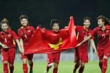 Vượt qua Thái Lan, ĐTVN giành HCV bóng đá nữ lần thứ 5!