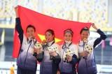 Điền kinh Việt Nam giành HCV 4x100m nữ, phá kỷ lục SEA Games