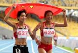 Bảng xếp hạng SEA Games: Điền kinh bứt tốc, Việt Nam có 41 HCV