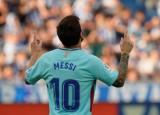 Messi lập cú đúp. Barcelona thắng trận thứ hai liên tiếp