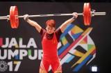 Lực sĩ Trịnh Văn Vinh đoạt HCV, phá kỷ lục SEA Games