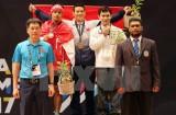 Bảng tổng sắp huy chương SEA Games 29: Việt Nam đã có 55 HCV