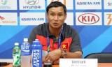 HLV Mai Đức Chung dẫn dắt ĐTVN tại Vòng loại Asian Cup 2019