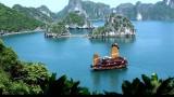 九•二国庆节假期越南下龙湾接待游客量猛增
