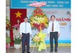 Trường THPT Chuyên Hùng Vương khai giảng năm học 2017-2018