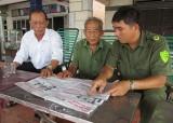 Xã Tân Bình, huyện Bắc Tân Uyên: Người dân chung tay bảo vệ bình yên vùng quê