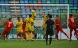 U18 Việt Nam thắng 8-1 trong trận ra quân giải vô địch Đông Nam Á