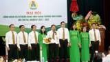 Đại hội Công đoàn Vietcombank Bình Dương lần thứ VII, nhiệm kỳ 2017-2022
