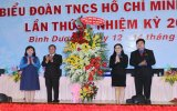 Khai mạc Đại hội đại biểu Đoàn TNCS Hồ Chí Minh tỉnh Bình Dương lần thứ X, nhiệm kỳ 2017 – 2022