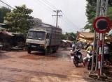 """Phản ánh của người dân về việc đường ĐH513 bị """"băm nát"""": Cơ quan chức năng huyện Phú Giáo đã khắc phục"""