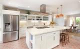 Những xu hướng nội thất phòng bếp hot năm 2017