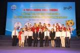 Tuyên dương, khen thưởng HLV, VĐV đạt thành tích SEA Games 29