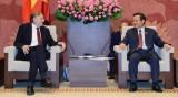 Vietnamese, European parliaments attain high mutual trust: official
