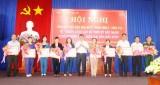 Thị ủy Thuận An tổng kết thực hiện Nghị quyết Trung ương 3 (khóa VIII) về công tác cán bộ