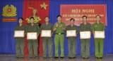 Trung đội 113 bán chuyên trách TX.Thuận An: Góp phần bảo vệ an ninh trật tự vùng giáp ranh