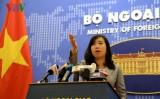 Việt Nam lên tiếng về thông tin Australia sẽ tập trận ở Biển Đông