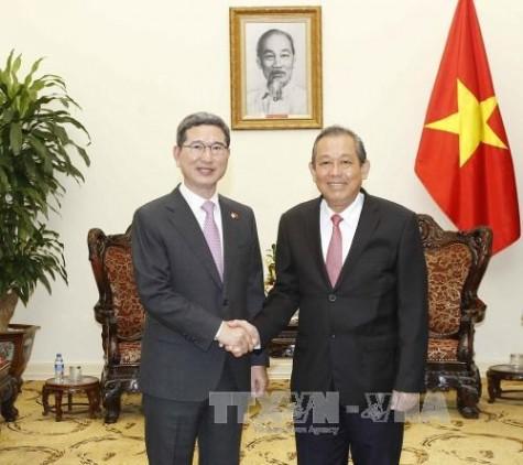 Vietnam, RoK seek to deepen bilateral ties