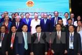 阮春福总理主持召开关于九龙江三角洲地区可持续发展和适应气候变化的会议