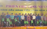Trung tâm Hỗ trợ Thanh niên công nhân và Lao động trẻ tỉnh: Trao giải cuộc thi ảnh chào mừng Đại hội Đoàn tỉnh lần thứ X
