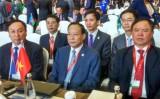 越南代表团出席国际刑警组织第86届全体大会