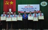 TX.Thuận An: Tổng kết công tác Đoàn - Đội khối trường học năm học 2016-2017