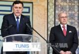 利比亚呼吁欧盟解除对其武器禁运