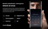 Cách kích hoạt bảo mật trên Galaxy Note8