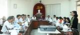 Đoàn giám sát Ban Pháp chế HĐND tỉnh: Giám sát công tác cải cách TTHC tại TX.Thuận An