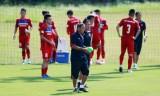 HLV Mai Đức Chung thận trọng trước trận gặp Campuchia
