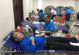 Đoàn khối Các cơ quan tỉnh: Hơn 200 đoàn viên thanh niên tham gia hiến máu tình nguyện