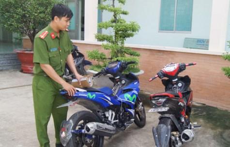 Cảnh giác với tội phạm cướp giật tài sản