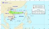 Bình Dương tiếp tục có mưa do áp thấp nhiệt đới trên biển Đông