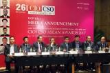 26 lãnh đạo CNTT và An ninh thông tin Đông Nam Á tiêu biểu 2017