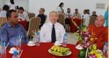 Đoàn đại biểu Campuchia- Việt Nam đến thăm và làm việc tại Bình Dương