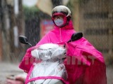 Khắp Bắc Bộ và khu vực từ Thanh Hóa đến Huế tiếp tục mưa lớn