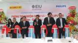Trường Đại học Quốc tế Miền Đông: Khánh thành phòng thí nghiệm chiếu sáng