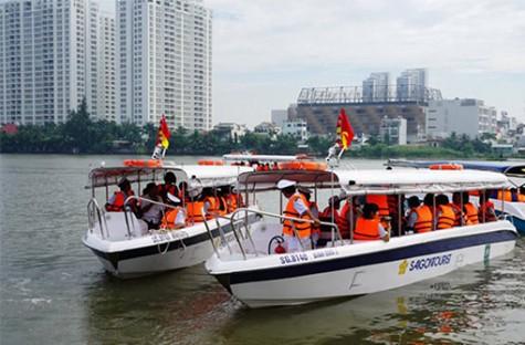Đẩy mạnh phát triển du lịch đường sông