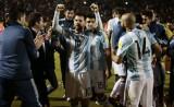 Vòng loại World Cup 2018: Messi không lỗi hẹn