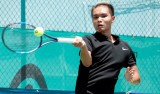 Binh Duong ranks first in men's doubles at national table tennis champs