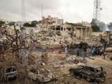 Điện chia buồn vụ đánh bom khủng bố tại thủ đô của Somalia