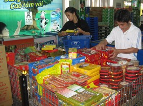My Phuoc's trade-services promoted