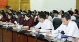 Kỷ niệm 87 năm Ngày Truyền thống Văn phòng cấp ủy (18.10.1930 - 18.10.2017): Chú trọng nâng cao chất lượng tham mưu