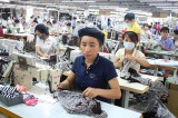 Vocational training for rural working force – job opportunity for the poor