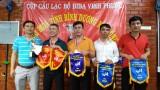 Kết thúc giải bida carom 3 băng Bình Dương mở rộng: Mã Minh Cẩm vô địch