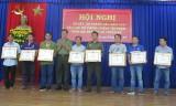 TX.Thuận An: Sơ kết hoạt động câu lạc bộ Phòng chống tội phạm