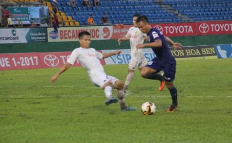 Vòng 22 V-League 2017, TP.Hồ Chí Minh – B.BD: Trận derby sẽ kém nhạt?