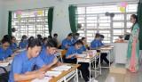 Chủ động chuẩn bị kiến thức cho học sinh thi THPT quốc gia