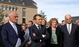 """Tổng thống Pháp Macron bị """"vạ miệng"""""""